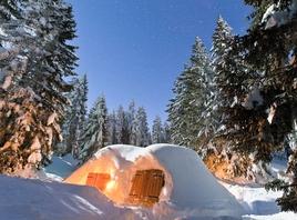 Bons cadeaux Igloos Alpes Bivouac